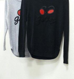 Новый свитер из ангорки