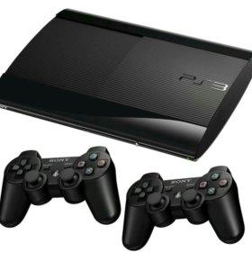 Игровая консоль Sony PlayStation 3 500Gb