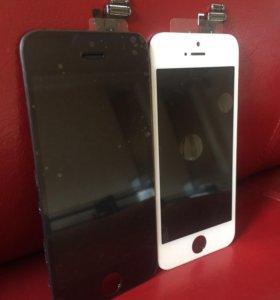 Дисплеи для iPhone 5