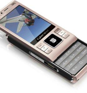 Мобильный телефон-слайдер Sony Ericsson C905
