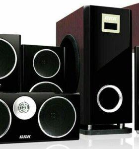 Колонки (акустическая система 5.1) BBK MA-970S