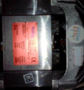 Двигатель на стиралку LG