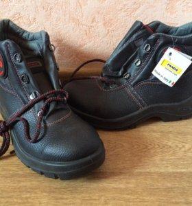 Ботинки panda новые 38 размер