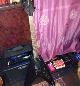 Epiphone Gothic (Gibson Flying V) Korea