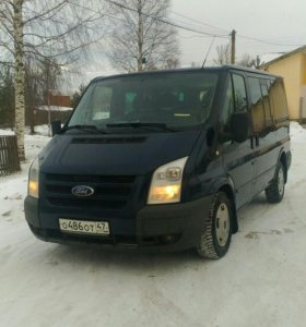 Ford Tourneo Bus
