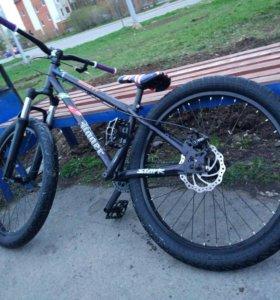 Велосипед MTB