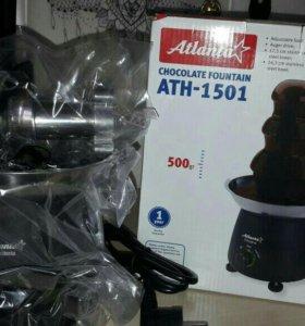 Шоколадный фонтан! Atlanta☆