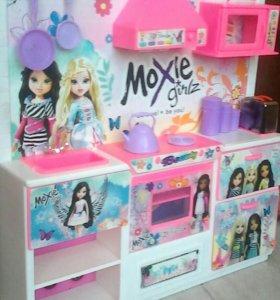 Кухня ( детская , кукольная ) Moxie