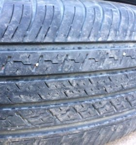 225 65 R17 Dunlop Grandtrek ST30 лето 2 шины