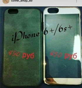 чехлы для айфон 6+