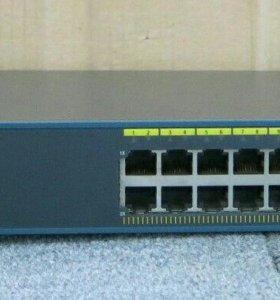 Гигабитные коммутаторы D-link, Cisco, 3com