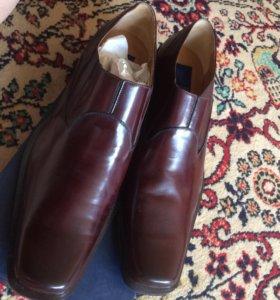 Туфли новые Италии