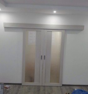 Раздвижные двери (купе)