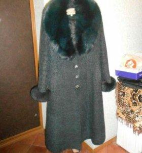 Женское пальто, 50-52
