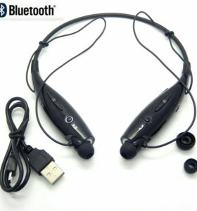 💥 Беспроводные Bluetooth наушники  HBS-730 💥