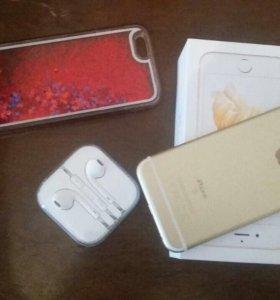 Продам айфон 6s 16 гиг