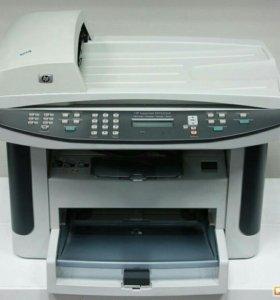 лазерный МФУ HP 3055;3030 картриджем
