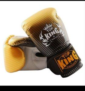 Перчатки боксерские Top King Super Star