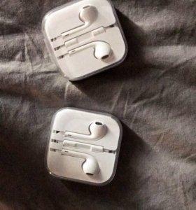 Apple Earpods ОРИГИНАЛ