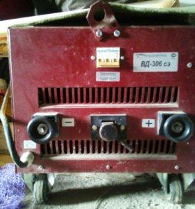 Сварочный аппарат Вд-306сэ б/у