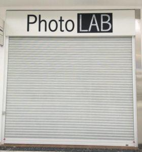 Вывеска PhotoLab (бизнес фотостудия)