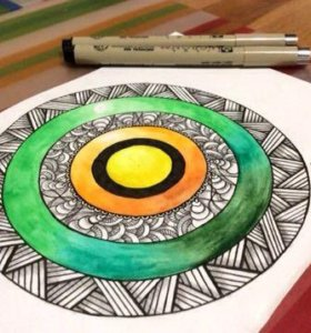 Онлайн курс:Красиво рисовать просто