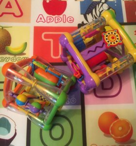 Детские игрушки развивашки