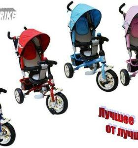 Велосипеды Safari Trike/Lexx Trike