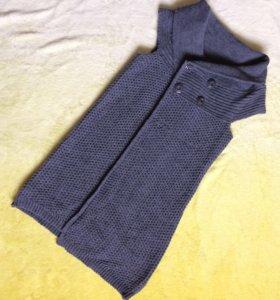 Вязанная жилетка GJ
