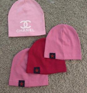 Новые шапочки