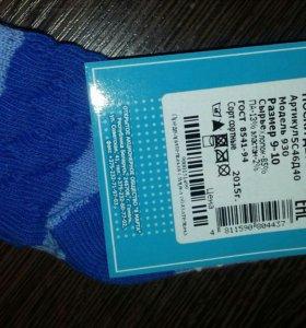 Новые носки р-р 9-10