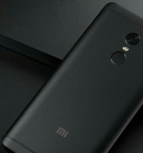 Xiaomi redmi note 4 black (3/32 gb)