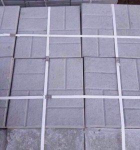 Тратуарная плитка и бордюры