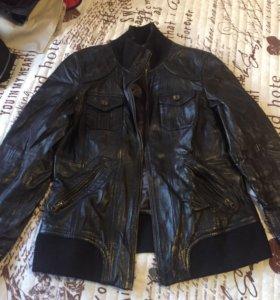 Tom tailor Куртка, кожа