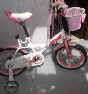 Велосипед ROYAL BABY PRINCESS JENNY GIRL 14 дюймов