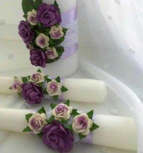 Свадебные аксессуары, свадебный очаг