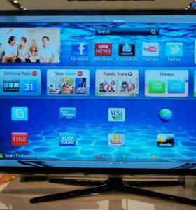 Большой смарт телевизор