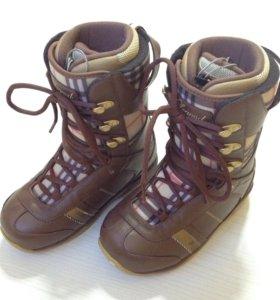 Сноубордические ботинки north wave новые
