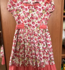 Платье р 122-128