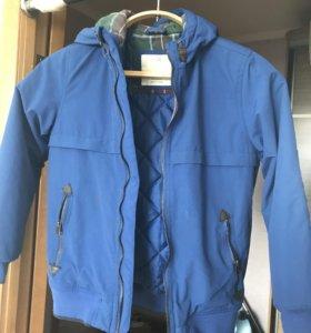 Куртка детская Zara б/у
