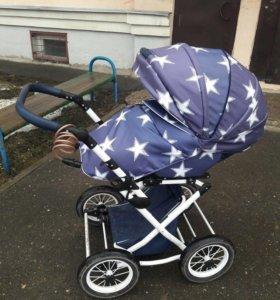 Детская коляска два в одном