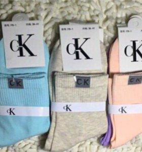 Комплект женских носков Calvin Klein💃🏼