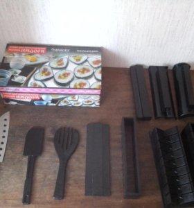 Набор для приготовления роллов + подарок нори