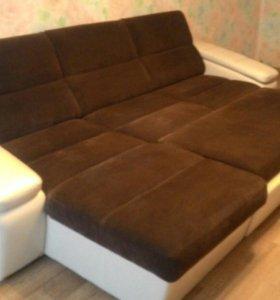 Раскладной диван (торг)
