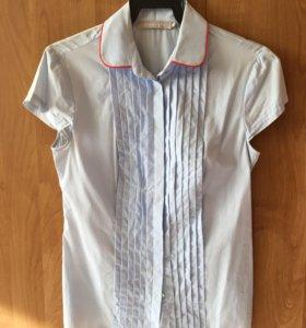Рубашки фирм Stefanel и Patrizia Pepe