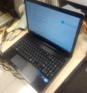 Ноутбук Samsung на i7