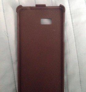 Кожаный чехол для HTC dеsire 600, новый