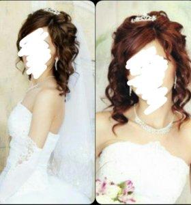 Бижутерия свадебная