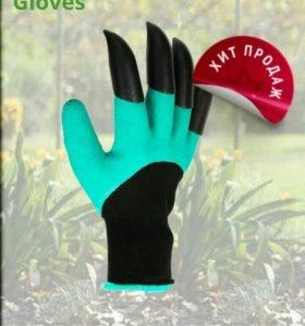 """Перчатки для сада и огорода """"Крот"""""""