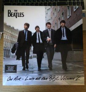 The Beatles. Live at BBC vol.2. LP